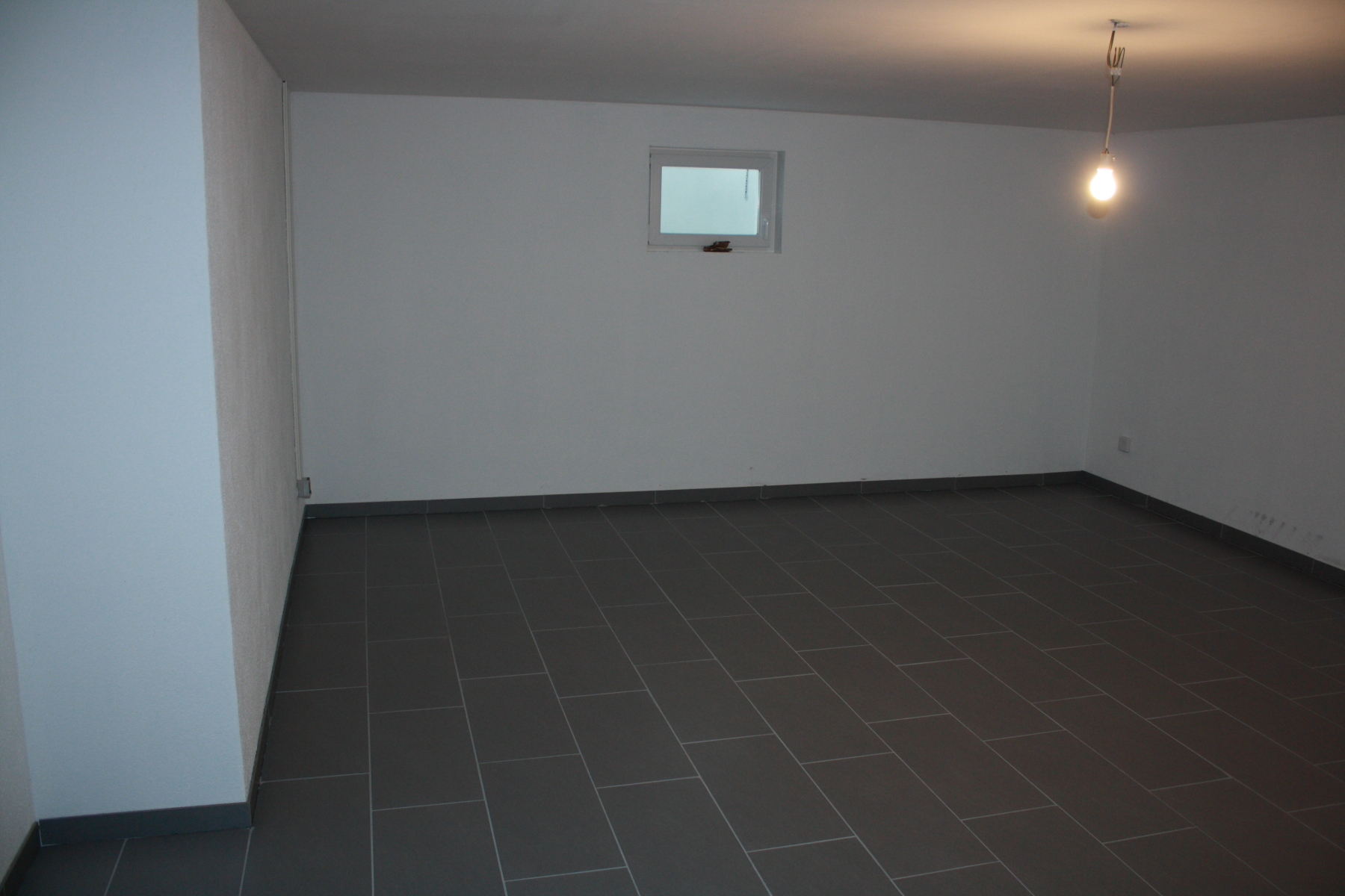 Woche 25 Bodenbelag Keller Unser Hausbau Blog